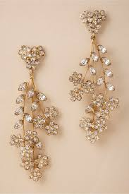 chandelier earrings elysia chandelier earrings gold in bhldn