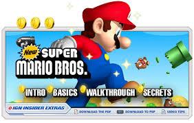 super mario bros ds walkthrough guide 3 gamespy