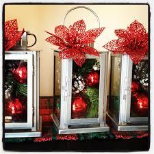 Lantern Decorating Ideas For Christmas 79 Best Christmas Lantern Swag Images On Pinterest Christmas