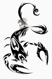 16 best feminine scorpio tattoo drawings images on pinterest a