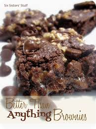 better than anything brownies recipe toffee bits chocolate