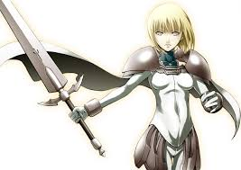 claymore clare claymore zerochan anime image board