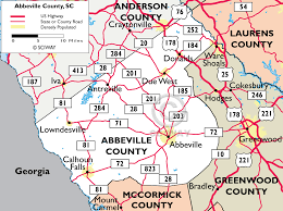 Greenville Sc Zip Code Map Popular 188 List South Carolina County Map