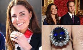 kate engagement ring kate middleton s engagement ring everyone wants to copy