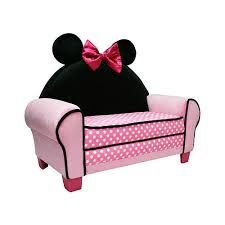 Childs Sofa Chair Enchanting Disney Minnie Mouse Toddler Sofa Chair And Ottoman Set