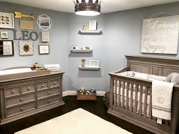 Baby Boy Bedroom Designs Leo S Nursery Fit For A King Nursery Royals And Babies