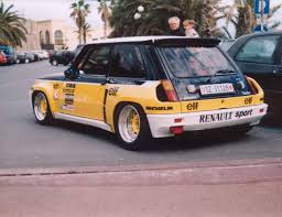 renault 5 turbo group b r5 turbo philscarblog
