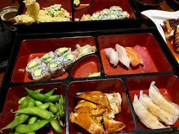 cuisine bento bento box lunch sushi picture of hama japanese cuisine