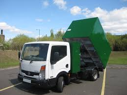 nissan box new nissan cabstar arb u0026 chipper box tippers for sale at