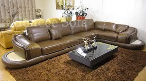 Carolina Leather Sofa by Furniture Dark Leather Sofa With Furnitureland South Clearance