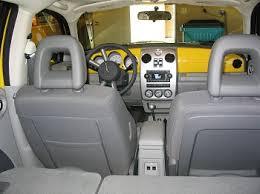 Interior Pt Cruiser 2006 Chrylser Pt Cruiser