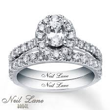 kay jewelers clearance kayoutlet neil lane bridal set 1 7 8 ct tw diamonds 14k white gold