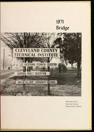 college yearbooks online cleveland community college yearbooks now online digitalnc