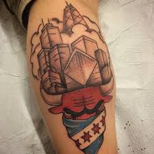 chicago sports tattoo designs pictures to pin on pinterest