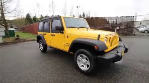 baja jeep 2015 jeep wrangler unlimited sport baja yellow fl610068