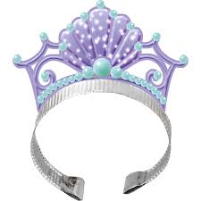 mermaid party supplies the mermaid party supplies sparkle tiaras at toystop