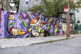 Staten Island Map Graffiti Map Showcases Staten Island Street Art St George New
