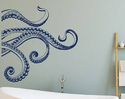 ocean wall decal etsy