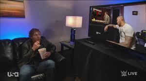 Dean Ambrose Memes - dean ambrose watching randy orton watching daniel bryan watching