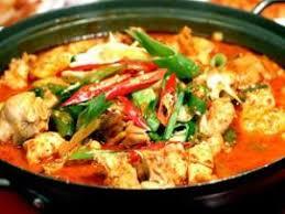 cuisine cor馥nne recette cuisine coréenne le dak bokkeumtang par kimshii cuisine coréenne