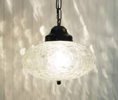 Crackle Glass Pendant Light Trend Crackle Glass Pendant Lights 27 For Your Easy Fit Pendant