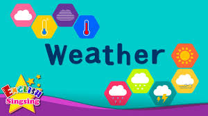 kids vocabulary weather how u0027s the weather learn english for