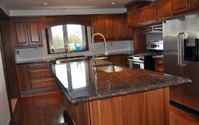 brown granite kitchen countertops picgit com