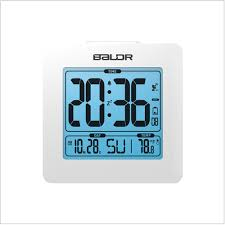 Digital Atomic Desk Clock Atomic Digital Desk Alarm Clock U2013 Baldr Electronic