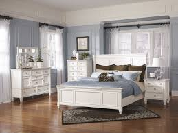 White Ash Bedroom Furniture Prentice White Bedroom Set Mathis Brothers
