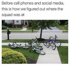 Cell Phone Meme - dopl3r com memes before cell phones and social media this is