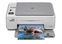 Famosos Amazon.com: HP Photosmart C4280 All-in-One Printer/Scanner/Copier  &BL11