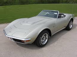 1972 corvette lt1 car classics 1972 chevrolet corvette lt1 factory a c