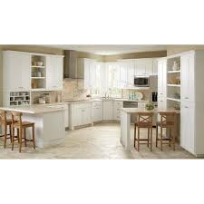 home depot economy kitchen cabinets shaker assembled 24x34 5x24 in drawer base kitchen cabinet with bearing drawer glides in satin white