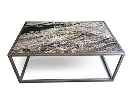 Metal Top Coffee Table Coffee Table Wonderful Granite Top Coffee Table Design Ideas Diy