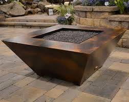 Fire Pit Kit Stone by Ideas U0026 Design Gas Fire Pit Kit In Your Outdoor Space Interior