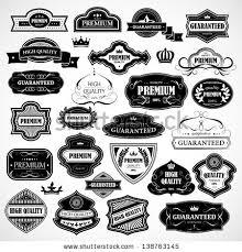 design a vintage logo free vintage design elements labels retro vintage stock vector hd