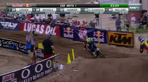ama motocross rules lucas oil pro motocross 2016 southwick 250 moto 1 youtube