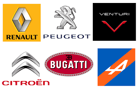renault car logo french car brands companies and manufacturers car brand names com