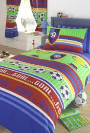 Personalised Duvet Covers Football Bedding Buy Online The Set Shop Football Merchandise