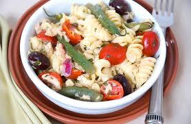 pasta salad with tuna warm tuna pasta salad recipe mezzetta