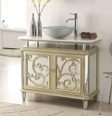 peachy bathroom vanities with vessel sinks 48 marilla sink vanity