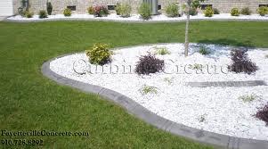 White Rock Garden White Garden Rocks Gardening Design