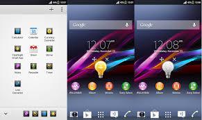 go flashlight apk app flash light small app sony xperia p u sola go
