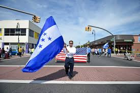 Gonzales Flag Long Islanders Celebrate Central American Independence Day Long