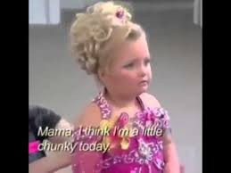 Honey Boo Boo Meme - stay away from chicken nuggets youtube