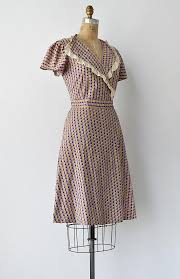 things remembered dress vintage 1930s dress 30s vintage wrap