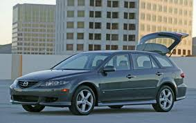 2005 mazda mazda6 information and photos zombiedrive