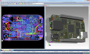 pcb layout design engineer salary mentor puts 3d design at the heart of pcb place and route