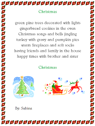 a christmas poem u2013 happy holidays