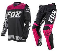 womens motocross gear packages fox mx 2014 hc women s motocross black pink gear set braaapp